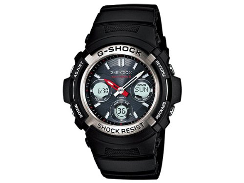 Casio CASIO G shock standard radio tough solar watch AWG-M100-1AJF