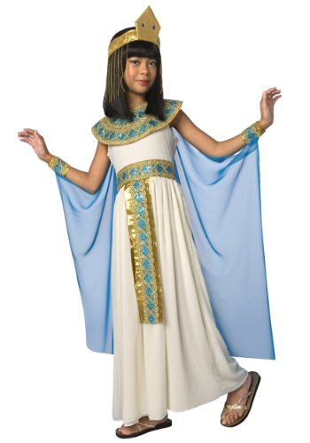 Toy Island Girls Child Cleopatra Costume, Small/Size 4-6