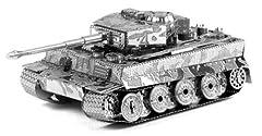 メタリックナノパズル タイガー1型戦車 TMN-27