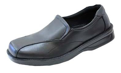 Annte Shoes Men 39 S Restaurant Kitchen Work Anti Slip Resistant Style Elmin Shoes