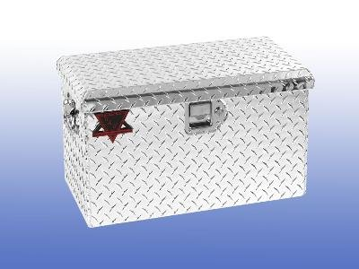 Small Truck Tool Box >> 24 L X 12 H Aluminum Tote Truck Atv Trailer Tool Box