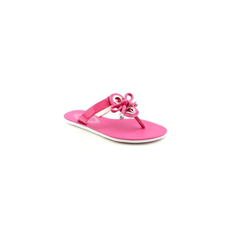 58caa7568dcd Elie Tahari Jordan Thong Open Toe Flip Flops Sandals Shoes Pink Womens