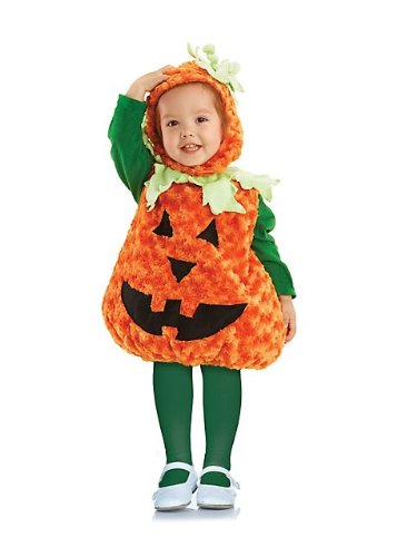 Pumpkin Costume Infant and Toddlers