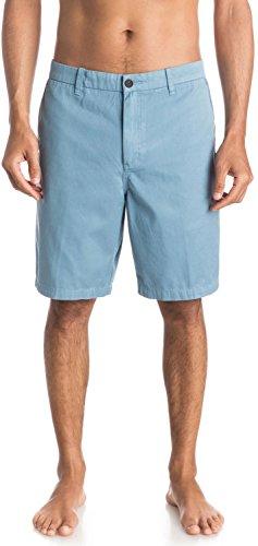 Quiksilver-Piumino da uomo, Sotto pantaloncini da uomo Blu Blu (Ensign Blue)
