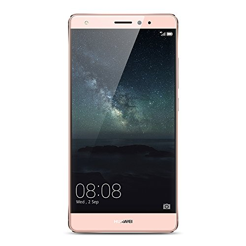 Huawei SIMフリースマートフォン MateS 32GB (Android 5.1/オクタコア/5.5inch)  ローズゴールド  [OCN モバイル ONE 音声対応マイクロSIM付] CRR-L09-RG O-SIMSET