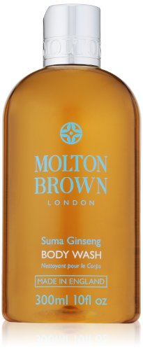 Molton Brown Suma Ginseng Body Wash 300ml. (Formerly Known As Invigorating Suma Ginseng)