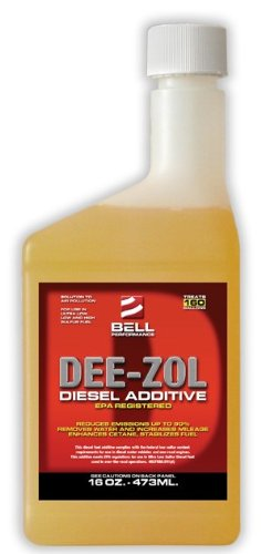 Bell Performance - Dee-Zol Concentrate Diesel Treatment - 32 Oz. Bottle