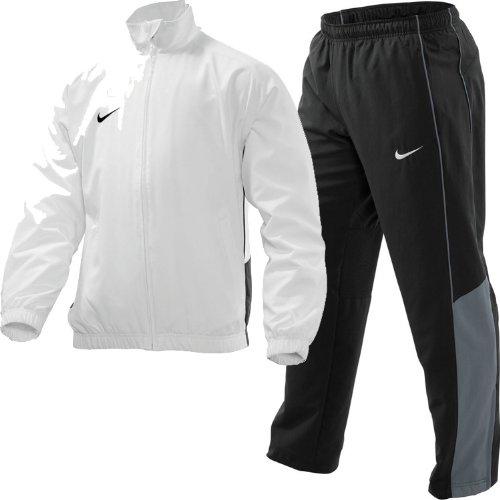 "Nike Survêtement ""TEAM"", blanc/noir, XL"