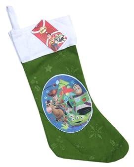 トイストーリー TOY STORY クリスマスストッキング7269【Xmas くつした 靴下 プレゼント グッズ 装飾】