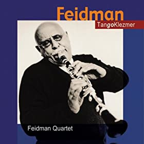 Giora Feidman - The Dance Of Joy
