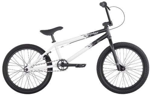 Diamondback 2012 Session Pro 20 BMX Bike (White/Black, 20-Inch)