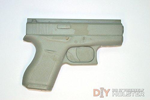Holster Molding Drone For Glock Model 42 Handguns