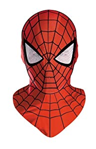 Disguise Men's Marvel Spider-Man Deluxe Mask from Disguise Costumes