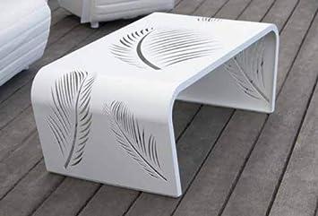 Mesas de Centro de Diseño : Colección AXIS blanco