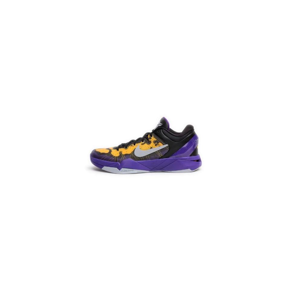 pretty nice 759fa 4b88e Nike Zoom Kobe VII (7) (Frog) Court Purple   Wolf Grey True