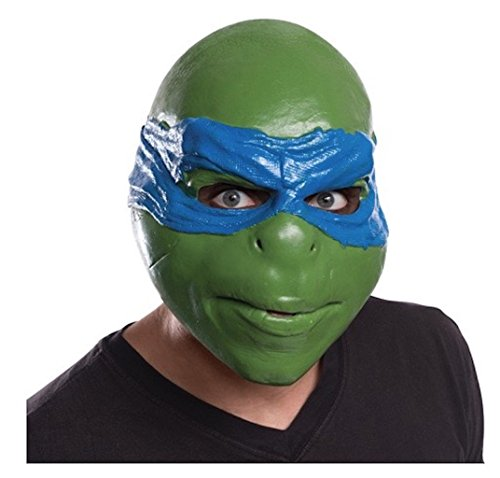 2014 Teenage Mutant Ninja Turtles Movie Leonardo Adult Mask