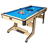 J&R For MILLET SPORTS 6' Folding Pool Tableby J&R