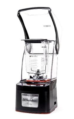 Blendtec 100340 Countertop Stealth Blender With 2 Fourside Jars by Blendtec