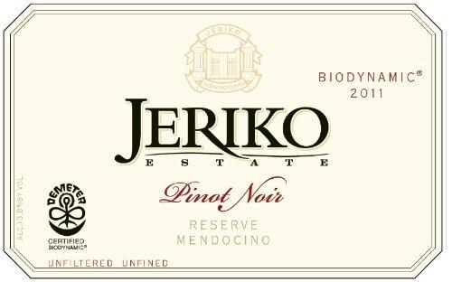 2011 Jeriko Estate Reserve Pinot Noir 750 Ml