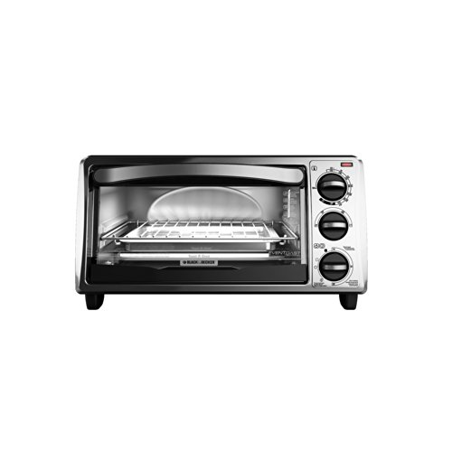 Black & Decker TO1313SBD 4-Slice Toaster