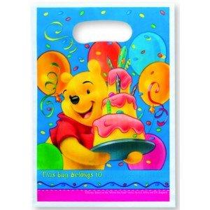 Winnie Pooh Party Winnie Birthday Partytüten