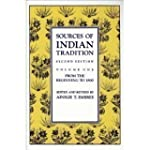 Sources of Indian Tradition: From the...