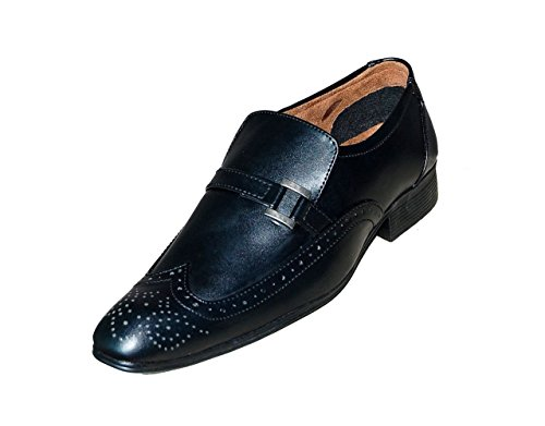Adam Fit Men's Synthetic Leather Formal Shoes - B00ZGD2KN6