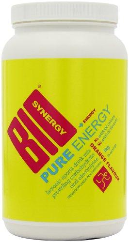 Bio-Synergy Pure Energy Isotonic Sports Drink Powder, Orange, 1000g
