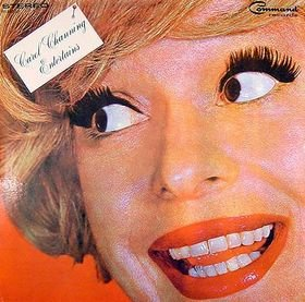 Carol Channing Entertains [Vinyl LP] [Stereo] by Carol Channing