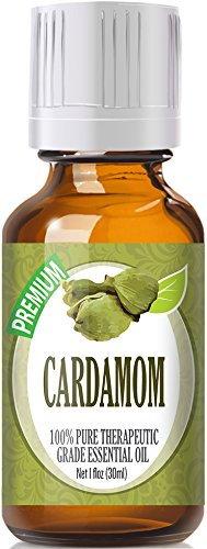 Cardamom (30ml) 100% Pure, Best Therapeutic Grade Essential Oil - 30ml / 1 (oz) Ounces