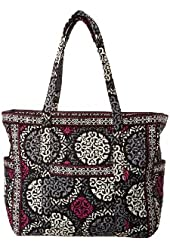 Vera Bradley Get Carried Away Travel Tote