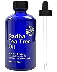 Tea Tree Essential Oil – Big 4 oz – 1…