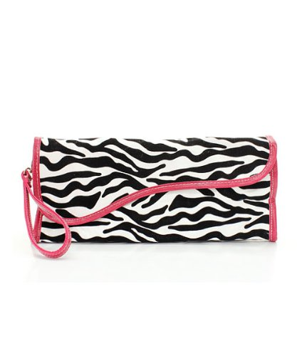 Zebra Curling Iron Cover Hp