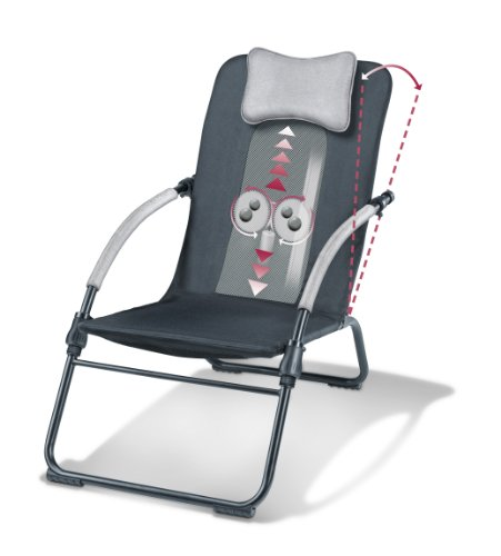 Beurer MG310 Shiatsu Complete Fold-Away Massage Chair
