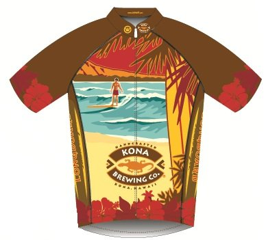 Buy Low Price Canari Men's KBC Kona Brown Jersey (12202-P)