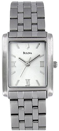Bulova Women'S 96L006 Analog Display Analog Quartz Silver Watch
