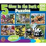 MasterPieces Puzzle Company Glow in the ...
