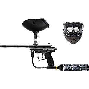 Kingman Spyder Aggressor Paintball Marker Value Pack