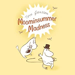 Moominsummer Madness Audiobook