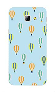 Back Cover for Samsung Galaxy A3 2016 hot air balloons