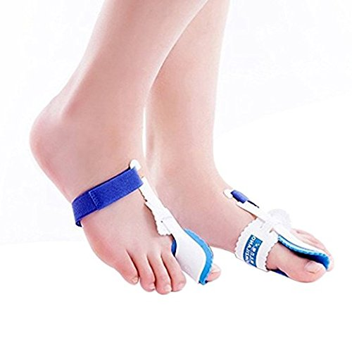 Bunion Correction Splint Toe Straightener Pad, Relieve Foot Pain and Relieve Pain for Gift