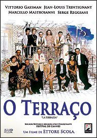 La Terrazza - The Terrace (No English) [Import] By Ettore Scola
