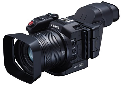 Canon キヤノン 業務用 4K ビデオカメラ XC10  メモリーカードキット XC10MKIT