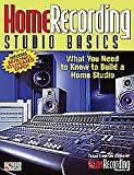 img - for Home Recording Studio Basics book / textbook / text book