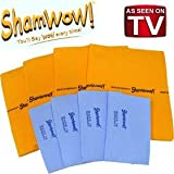 Shamwow Super Absorbent Towels 16-Pack
