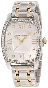 Juicy Couture Women's 1900976 Beau Two Tone Bracelet Watch