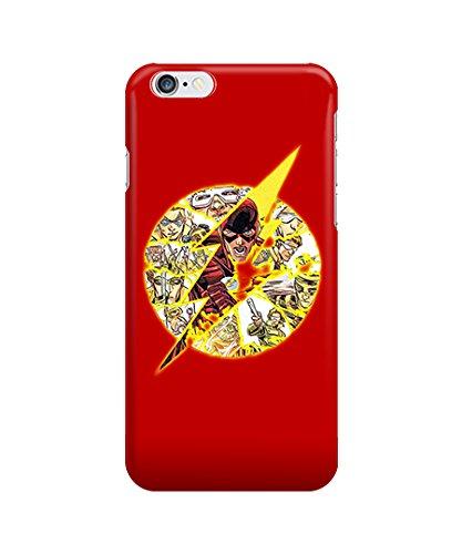 dc Comics Iphone 6 Case Hero Iphone 6 Case Full