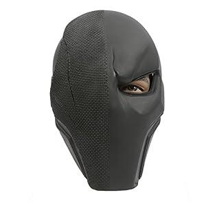 Supervillain Helmet Mask Props for Fancy Dress Costume DIY Version