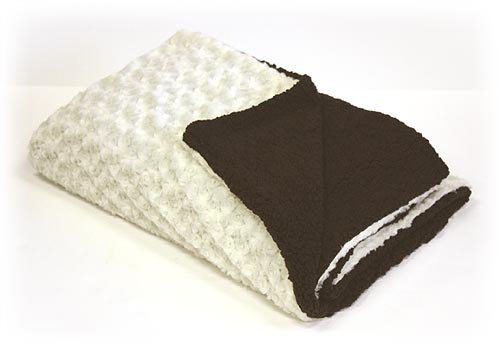 APetProject Exotic Two Sided Faux Fur Throw Blanket
