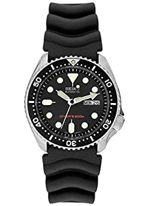 Seiko Men's SKX007K Diver's Automatic Watch by Seiko